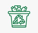 شركة ألفا الإمارات لتدوير نفايات الورق والبلاستيك