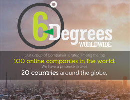 6 Degrees Worldwide