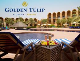 فندق ومنتجع جولدن توليب الجزيرة