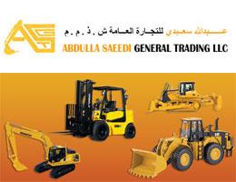 Abdulla Saeedi General Trading
