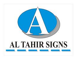 Al Tahir Signs