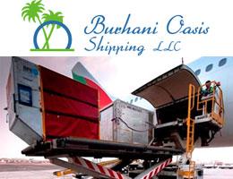 Burhani Oasis Shipping