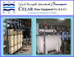 Celar Water Equipment Company LLC