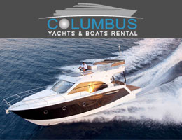 Columbus Dubai Yachts & Boats Rental