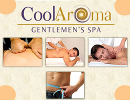 Cool Aroma The Spa For Men