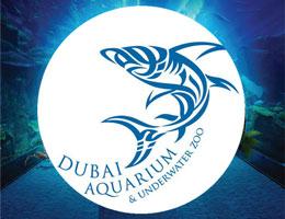 دبي اكواريوم وحديقة الحيوانات المائية