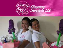 Easy Daily Maid Cleaning Services LLC