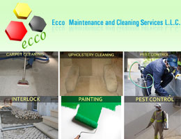 Ecco Maintenance & Cleaning Services LLC