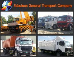 Fabulous General Transport