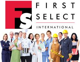 First Select International