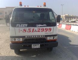 Fleet Vehicle Towing Service