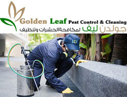 Golden Leaf Pest Control & Cleaning