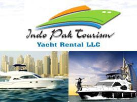 Indo Pak Tourism Yacht Rentals