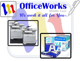 Office Works Middle East LLC