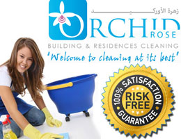 Orchid Rose Building & Residences Cleaning