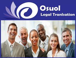 Osuol Legal Translation
