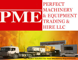 Perfect Machinery & Equipment Trading & Hire LLC