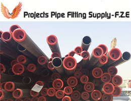 Projects Pipe & Fitting Supply FZE