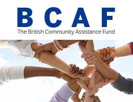 صندوق مساعدة المجتمع البريطانى