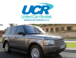 UCR - United Car Rentals