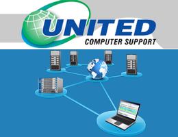 المتحدة لدعم الكمبيوتر