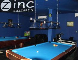 Zinc Billiards